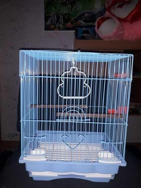 Продам: Клетка для попугая или иной другой птицы