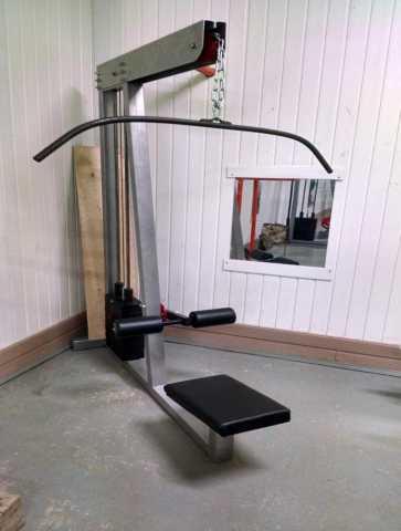 Продам: Тренажер Верхняя тяга ВТ01