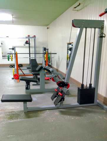 Продам: Тренажер Нижняя тяга НТ01 для мышц спины