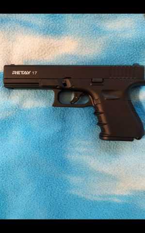 Продам Продам сигнальный пистолет Glok 17