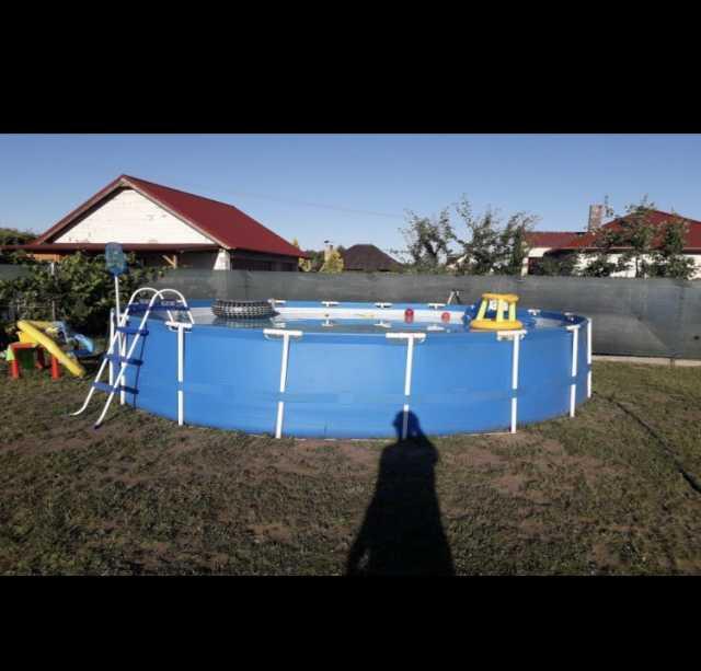 Продам: Каркассный бассейн, Бассейн bestway 549
