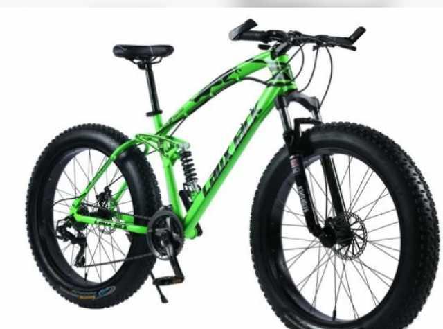 Продам: Велосипед фэтбайк auxjack - внедорожник