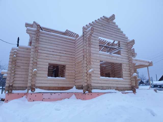 Продам: срубы Пермь