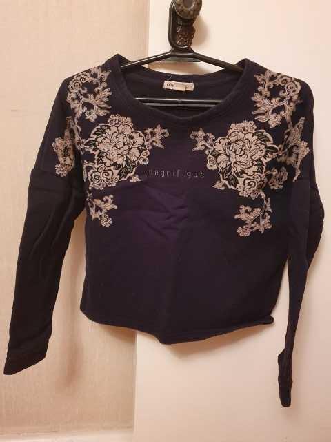 Продам: Красивая модная черная кофта
