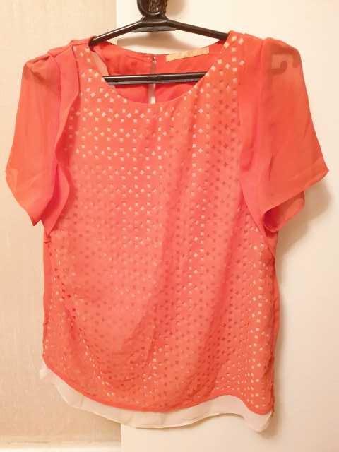 Продам: Красивая новая блузка с короткими рукава