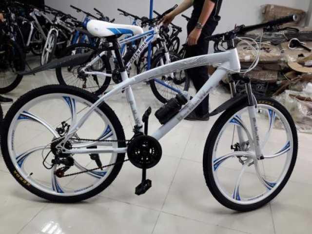 Продам Брендовые велосипеды на литых дисках bmw