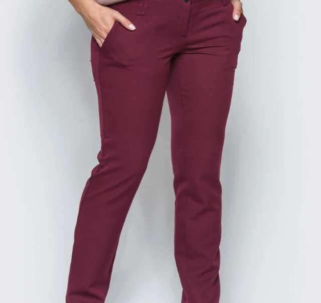 Продам: Бордовые джинсы