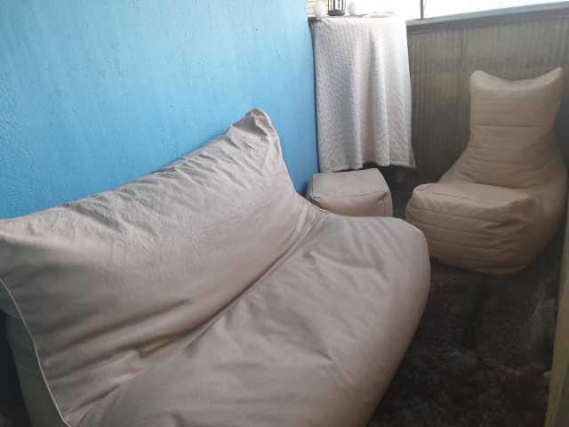 Продам: Набор бескаркасной мебели