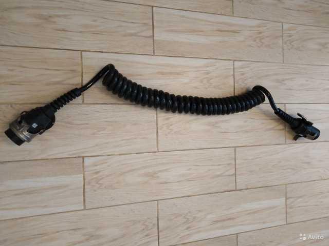 Продам: Кабель спиральный