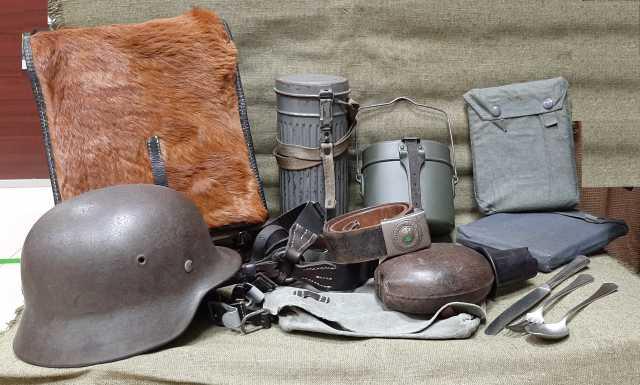 Продам: Снаряжение по 3 Рейху