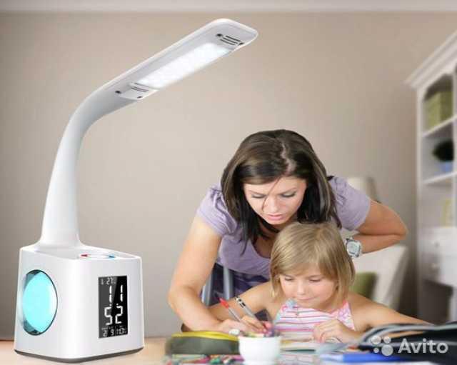 Продам: Настольная лампа для ребенка UL-188-2