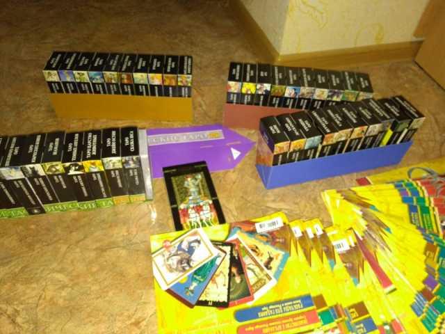 Продам: Таро, коллекция карт таро