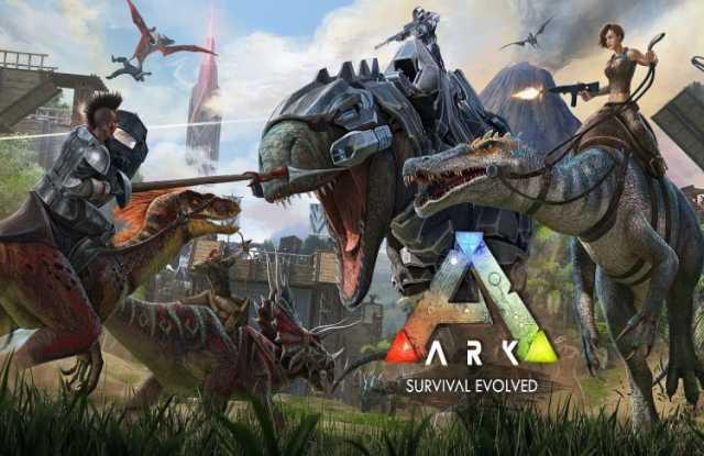 Продам: ark: survival evolved