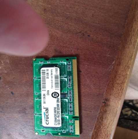 Продам: Модуль памяти для ноутбуков CT2KIT12864A