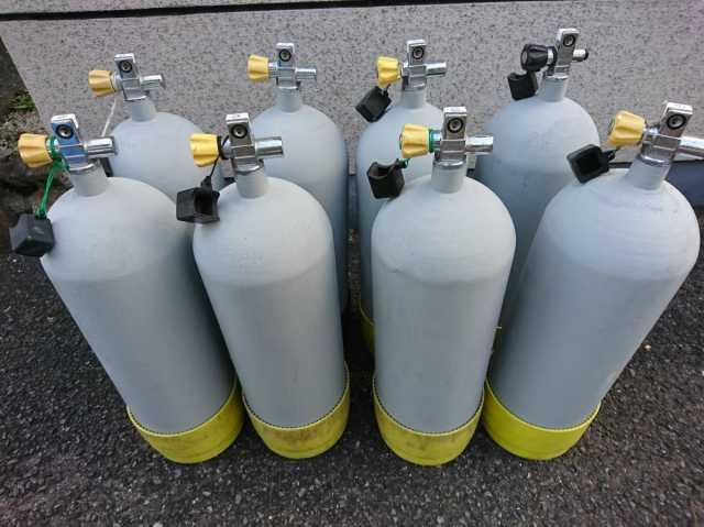 Продам: Поверочные газовые смеси ПГС