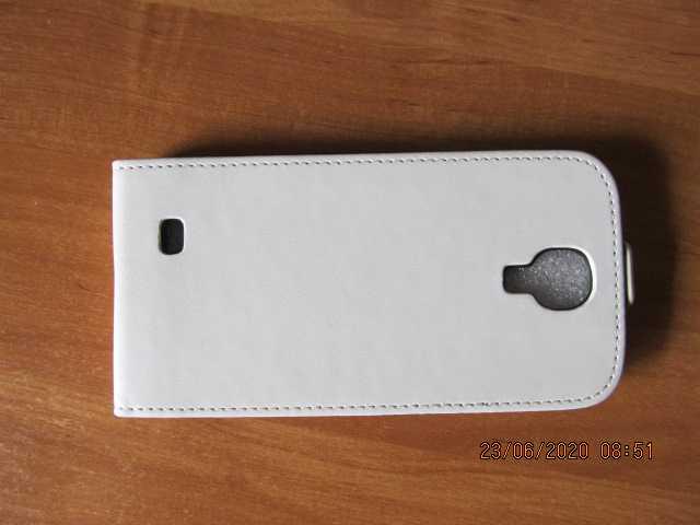 Продам Кожаный чехол для Samsung Galaxy S4
