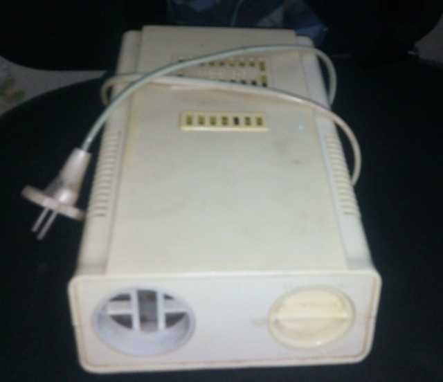 Продам: Вентилятор переносной
