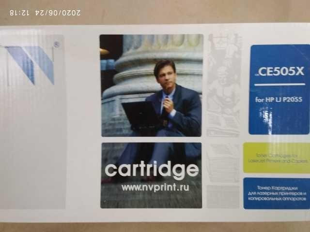 Продам: NV Print CE505X