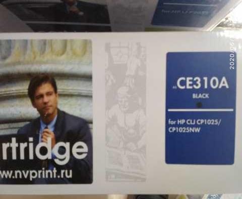 Продам: NV Print CE310A