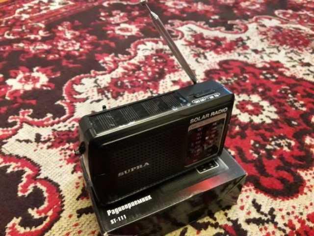 Продам: Переносной радиоприёмник Supra ST-111