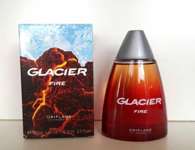 Продам: Туалетная вода Glacier Fire