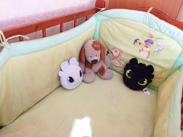 Продам: детская кровать-качалка