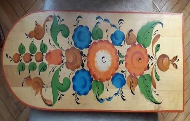 Продам: Панно декоративное Тарусские узоры