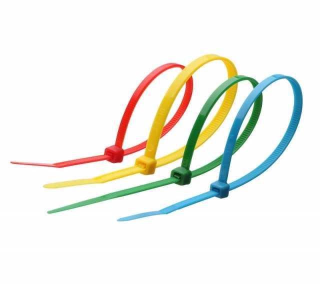 Продам: Стяжка кабельная КСС 4х200 желтая