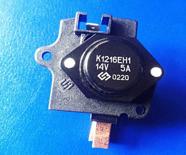 Продам: Реле регулятор ВАЗ 21074, 2108-09 инжект