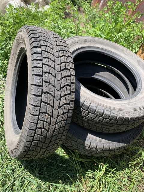 """Продам: Шины Dunlop Grandtrek SJ6 225*65R17 """"лип"""