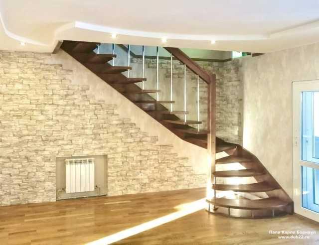 Предложение: Лестницы для дома. Массив берёзы