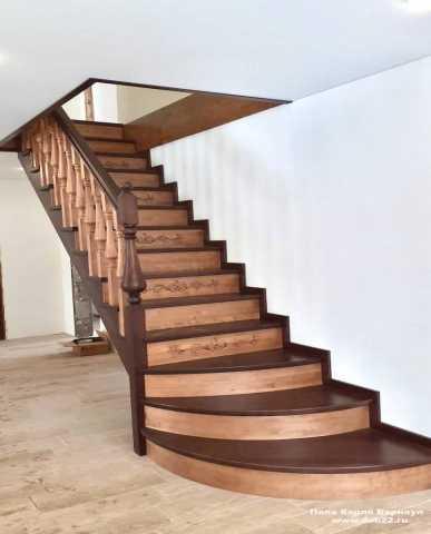 Предложение: Лестницы деревянные под ключ