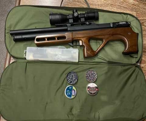 Продам: Пневматическая винтовка EDgun Матадор