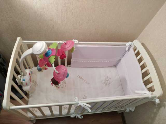 Продам: Детская кровать fiorellino tine