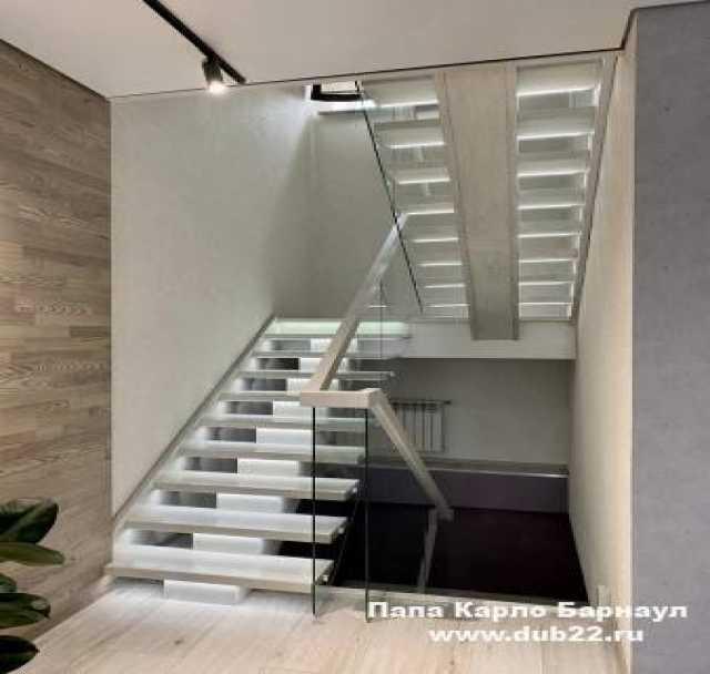 Продам: Лестница в современном стиле
