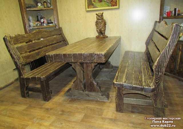 Продам: Мебель деревянная для дачи