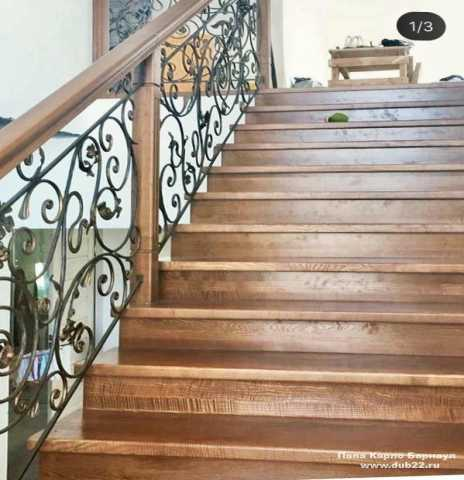 Продам: Лестницы с кованным ограждением