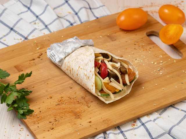 Предложение: Вегетарианская кухня