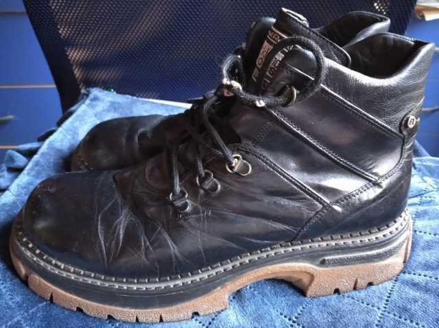Продам: Ботинки зимние Rock Land нат. кожа, мех