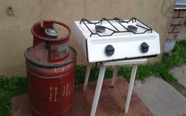 Продам: портативную газовую плитку