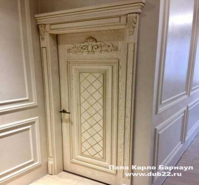 Предложение: Элитные двери из массива ясеня