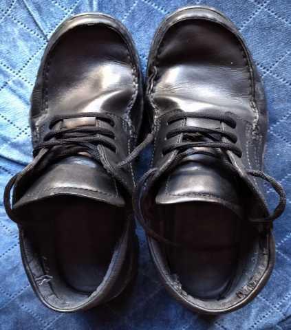 Продам: Туфли ECCO, нат.кожа, р 42-42,5