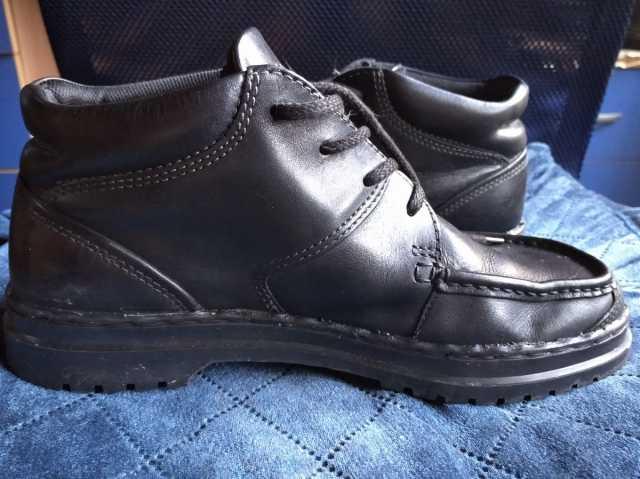 Продам: Ботинки ECCO, нат.кожа p 42,5