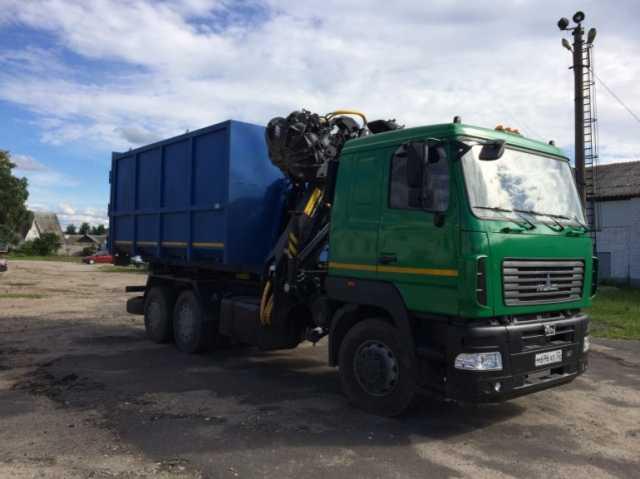 Предложение: Вывоз мусора 8,20,27м3