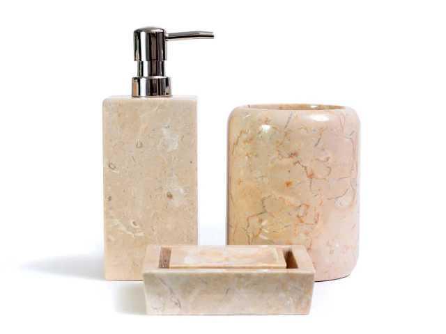 Продам: Набор для ванной комнаты из мрамора