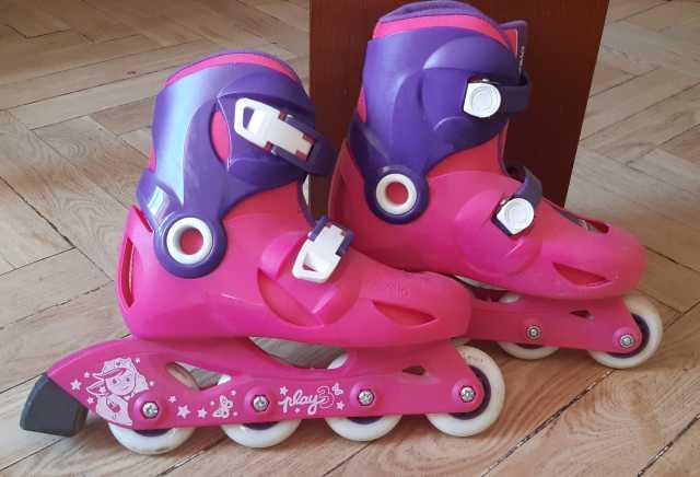 Продам: Роликовые коньки для девочки
