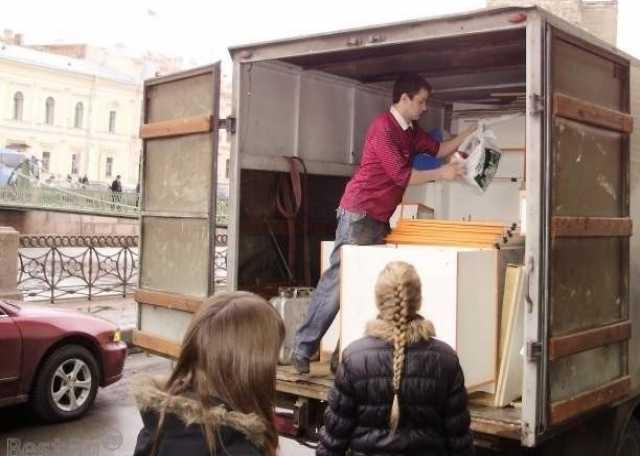 Предложение: Любые переезды в Омске Вывоз мусора