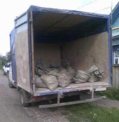 Предложение: Вывоз мусора в Омске Газель Зил самосвал