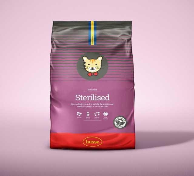 Продам: Корм для стерилизованных кошек Husse Ste
