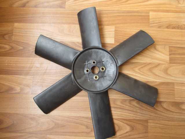 Продам: Вентилятор(крыльчатка) радиатора ГАЗ-53